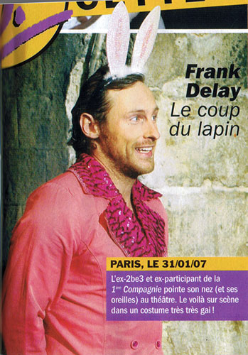 Frank dans la presse Public